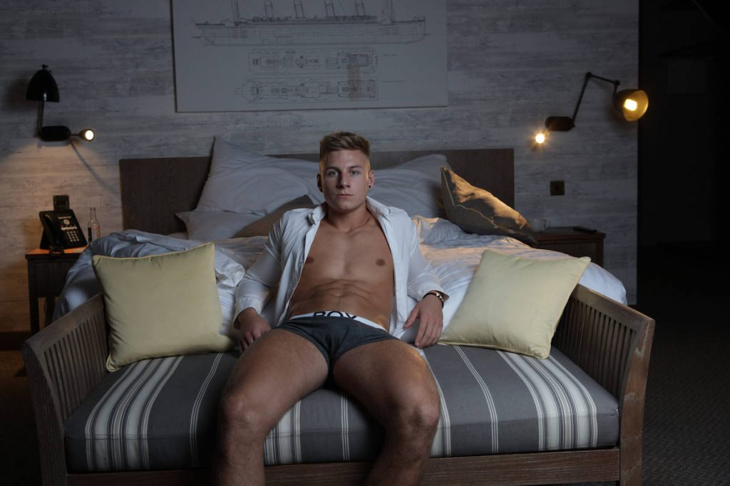 Max Wyatt by Alex Wightman – BOX Menswear underwear