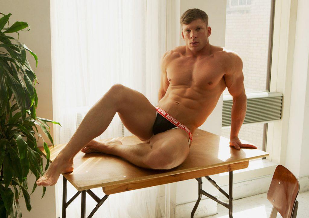 Oliver Bailey - Curbwear Underwear