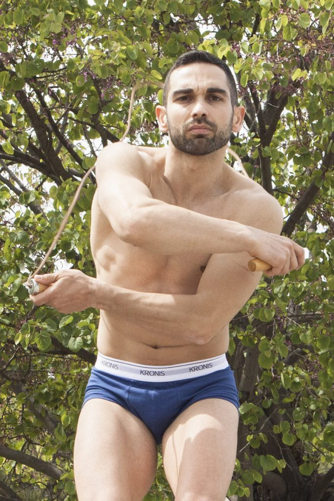 Vangelis Georgiadis by Doitsini - Kronis trunks