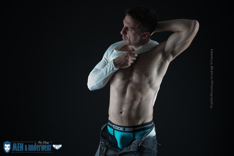 Matthew Mason by Markus Brehm - Code 22 underwear