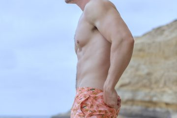 Philip Fusco by Armando Adajar for Hunk2 swimwear