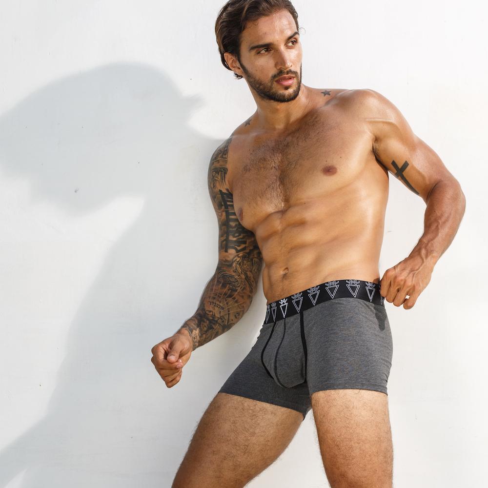 Purple Carrot underwear