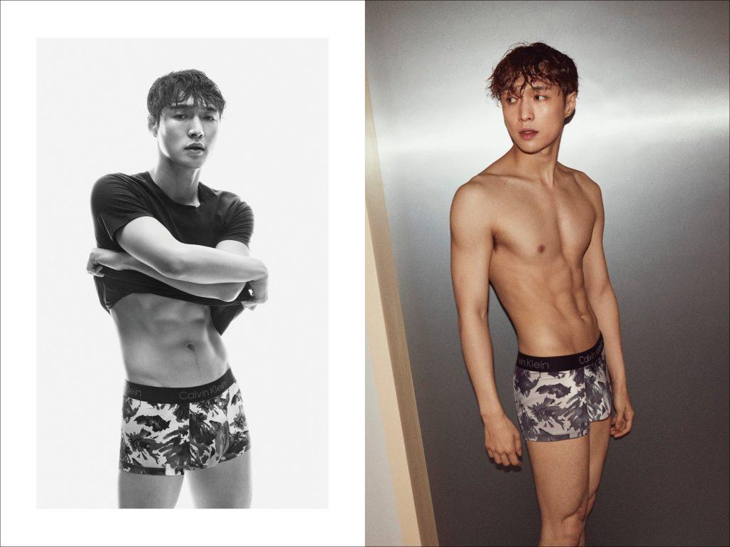 Calvin Klein underwear campaign FA19 01