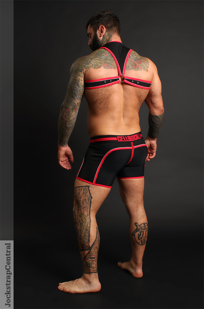 Cellblock 13 underwear Sentinel - Simon Marini for Jockstrap Central