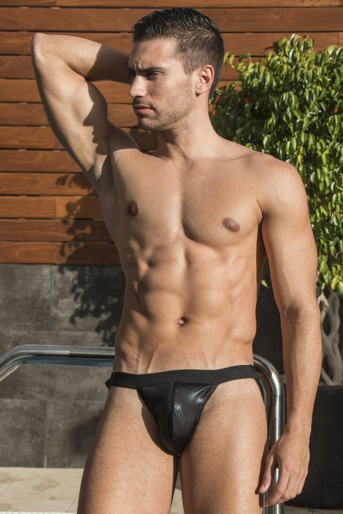 Joel Diaz Lorenzo by MDZmanagement - Monoceros underwear and swimwear
