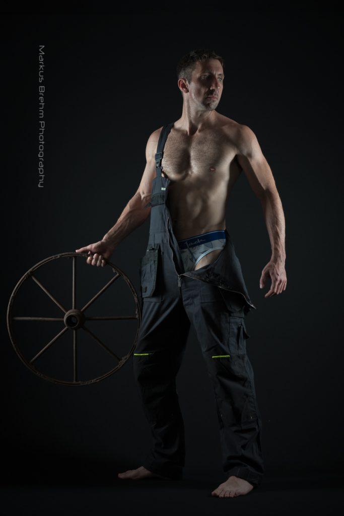Matthew Mason by Markus Brehm - Walking Jack underwear