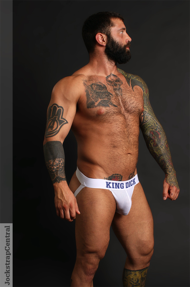 Project Claude underwear - Jockstrap Central