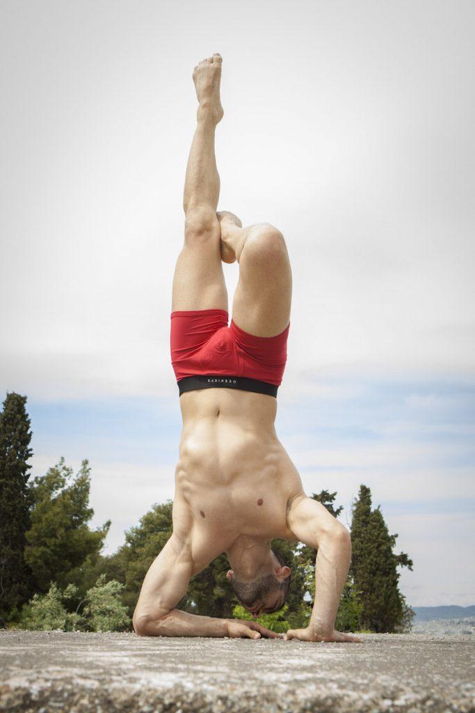Vangelis Georgiadis by Doitsini - Debriefs underwear