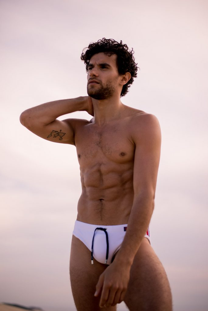Andrew GSN by Anthony Pomes - ES Collection swimwear