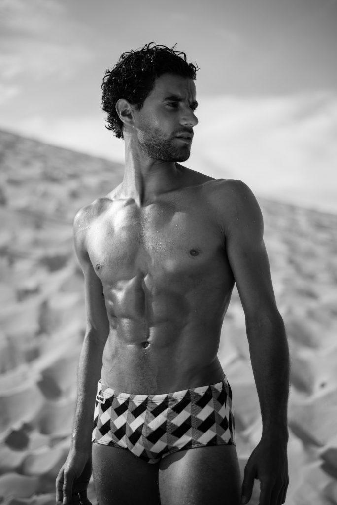 Andrew GSN by Anthony Pomes - aussieBum swimwear