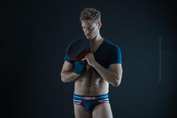 Phil Bruce by Markus Brehm - CODE 22 Sailor Briefs
