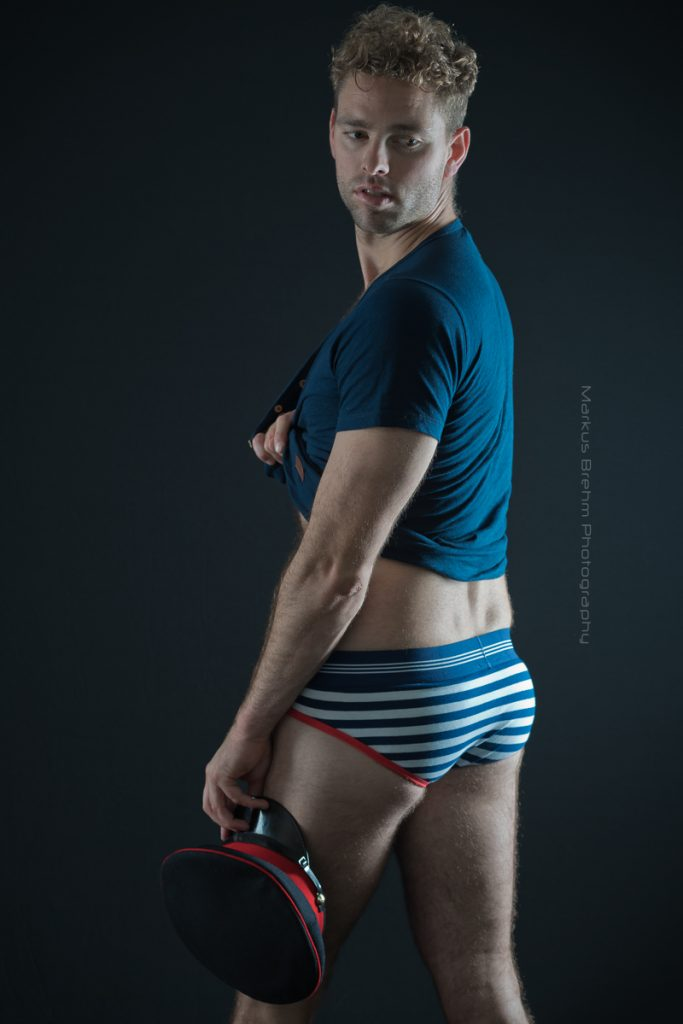Phil Bruce by Markus Brehm - CODE 22 Sailor Briefs