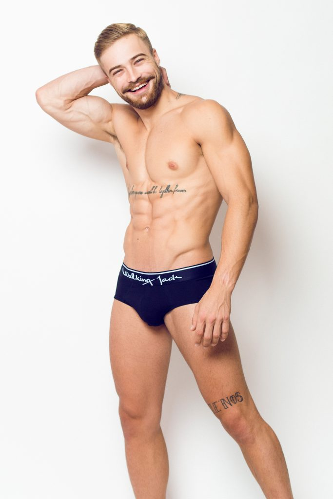 Walking Jack underwear - Solid Briefs