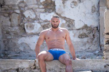 Andreas Demetriou by Xanthos Georgiou - Walking Jack underwear