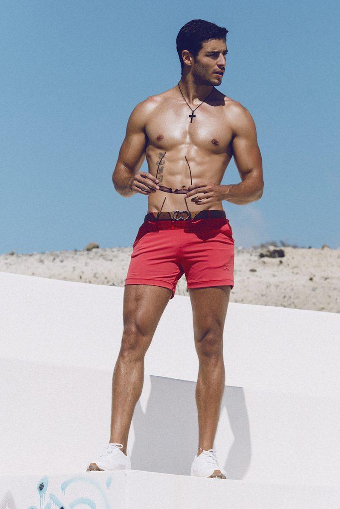 Carlos Gomez by Adrian C. Martin - 2EROS shorts