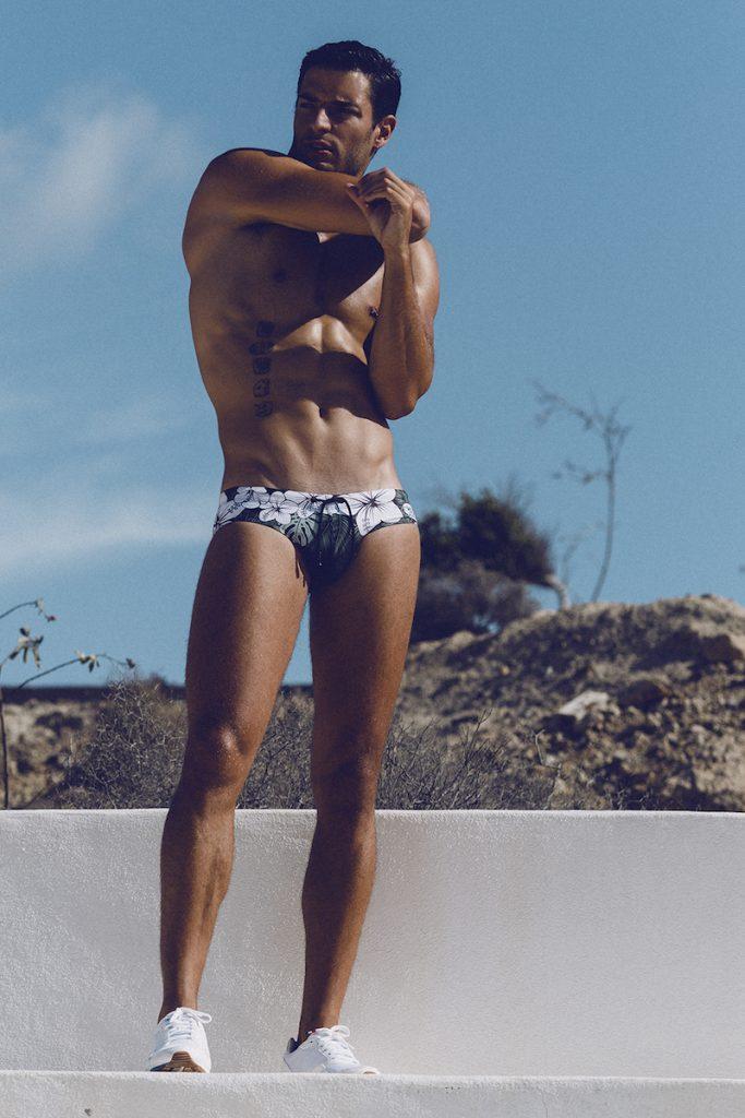 Carlos Gomez by Adrian C. Martin - 2EROS swimwear