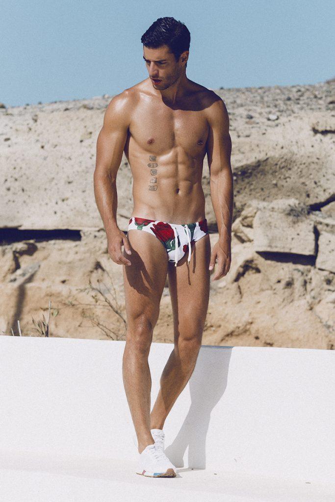 Carlos Gomez by Adrian C. Martin - Marcuse swimwear