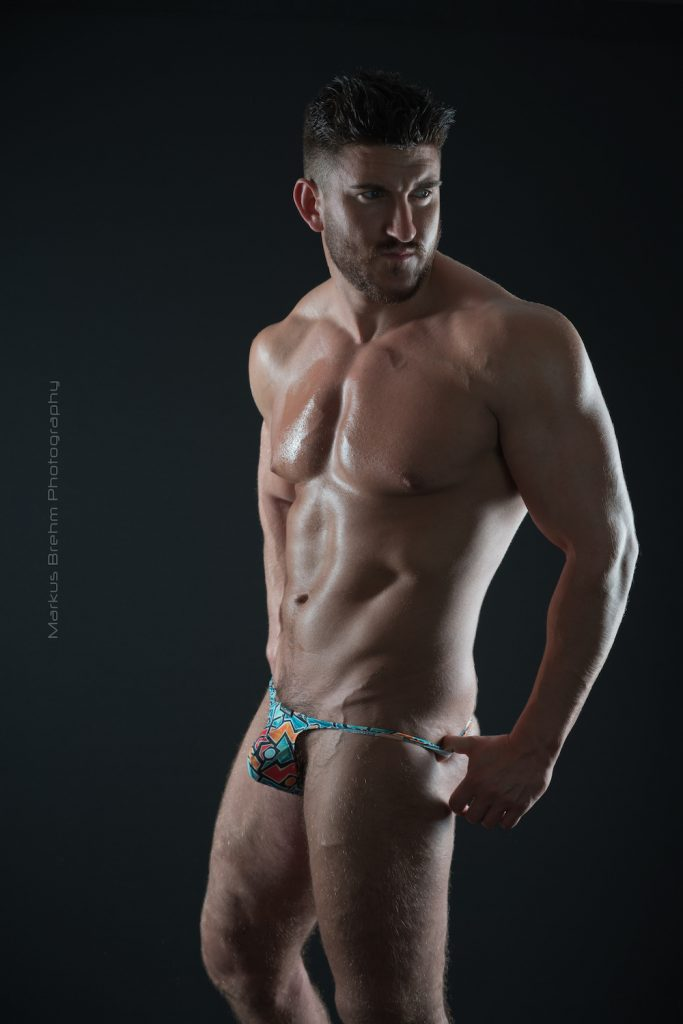 Rob Red by Markus Brehm – Kale Owen Thong