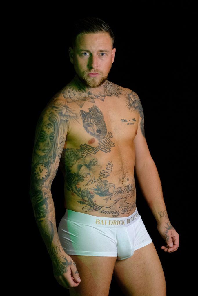 james mcnamara by Ben Peet - Baldrick Benjamin underwear