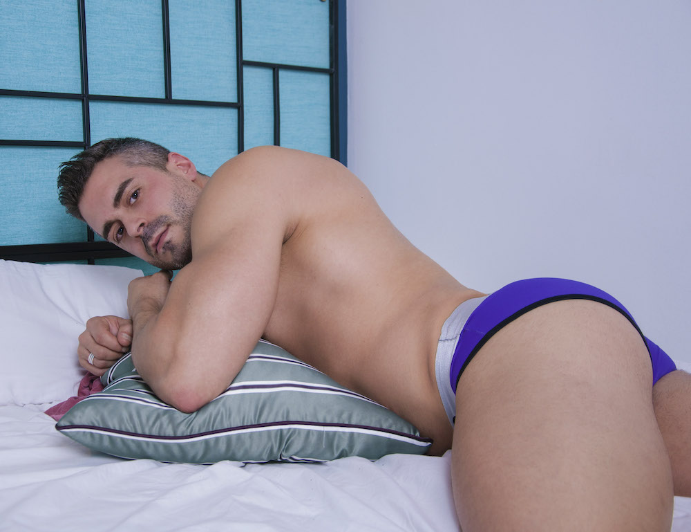 Addicted underwear - Javier by Inch photography