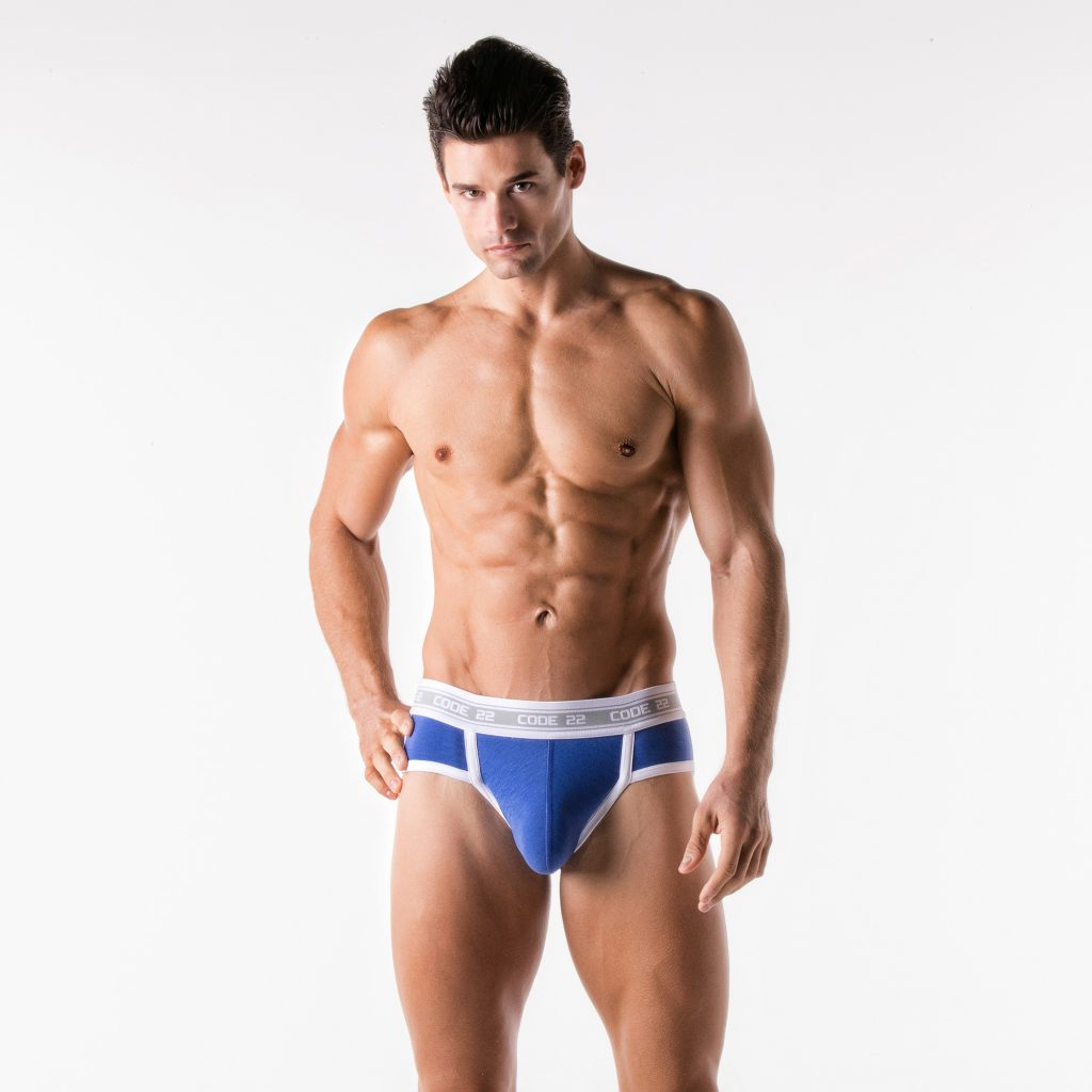 CODE 22 underwear - Skylight Briefs