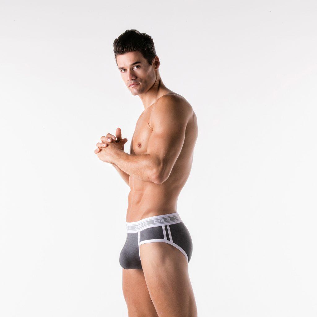 CODE 22 underwear - Skylight Briefs