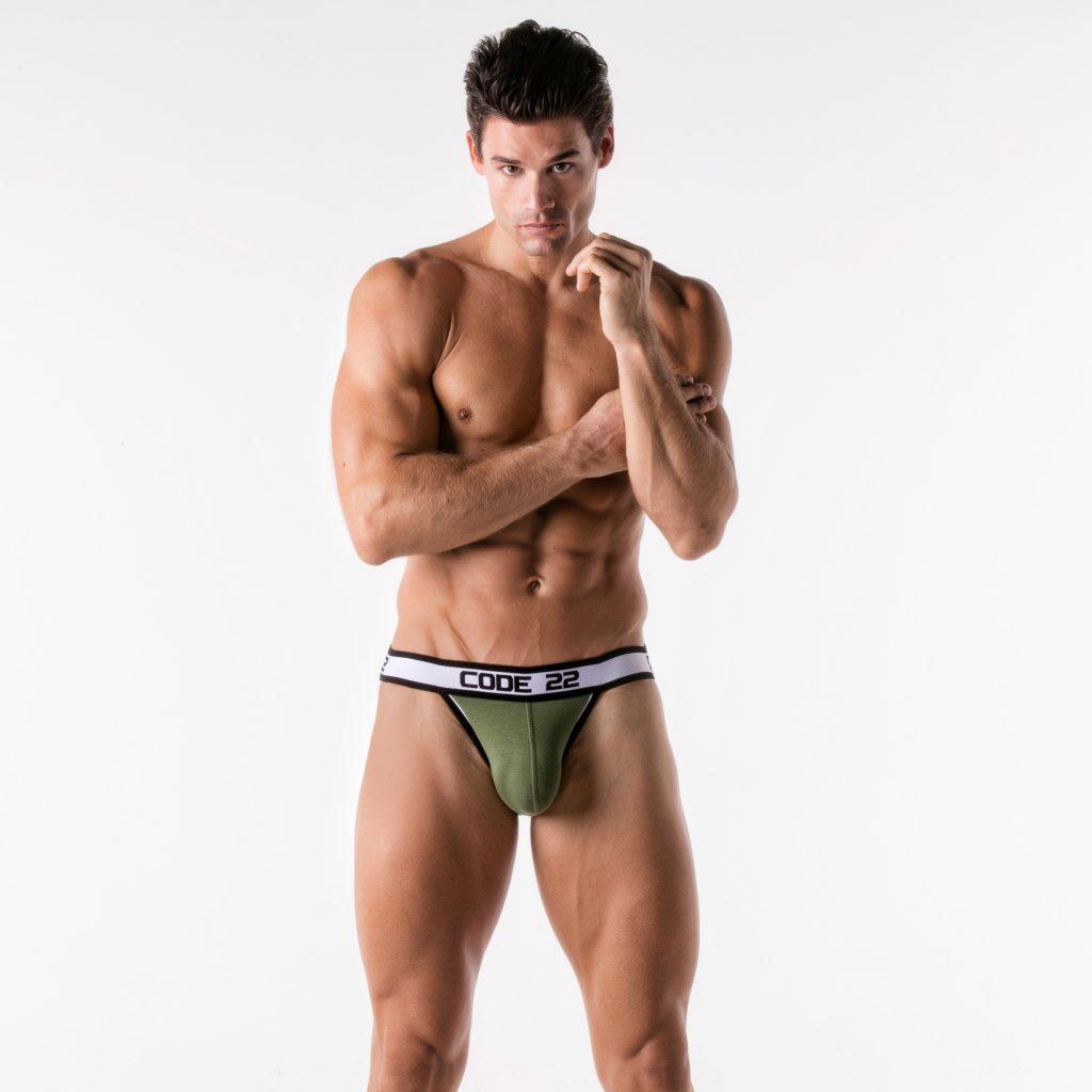 CODE 22 underwear - Sport Racer jockstrap