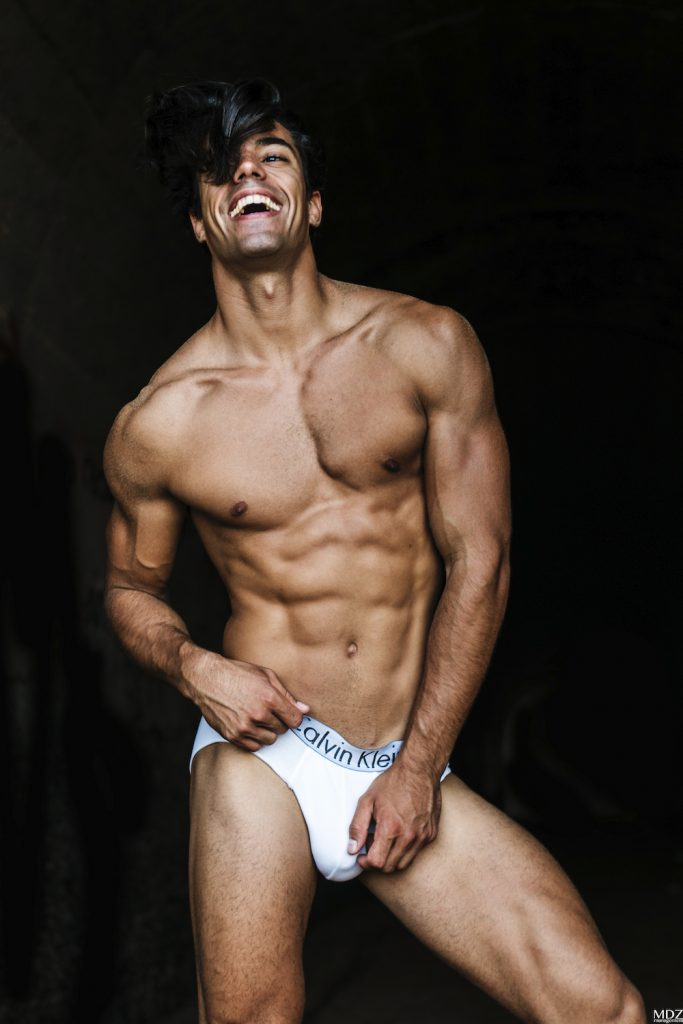 Calvin Klein underwear Mario by MDZmanagement