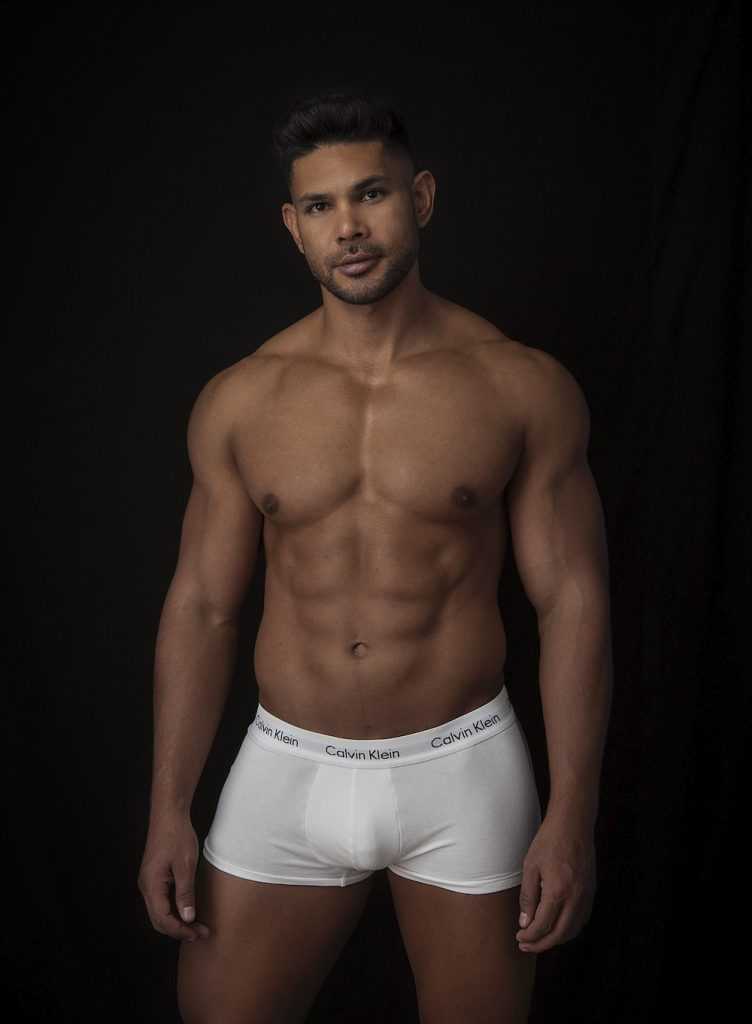 Calvin klein underwear - Gonzalo by Inch photography