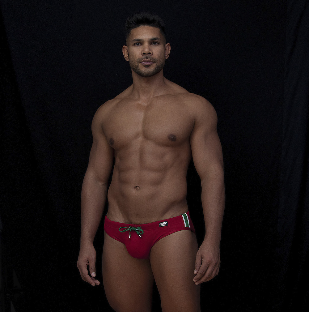 ES Collection swimwear - Gonzalo by Inch photography