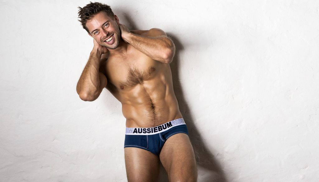 aussieBum underwear - enlarge it briefs