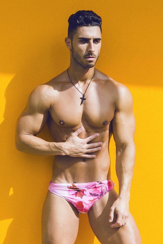 Estevez swimwear - Pink Is An Attitude