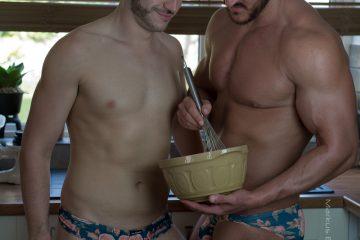 Kale Owen underwear - Rob Red and Al Ry by Markus Brehm