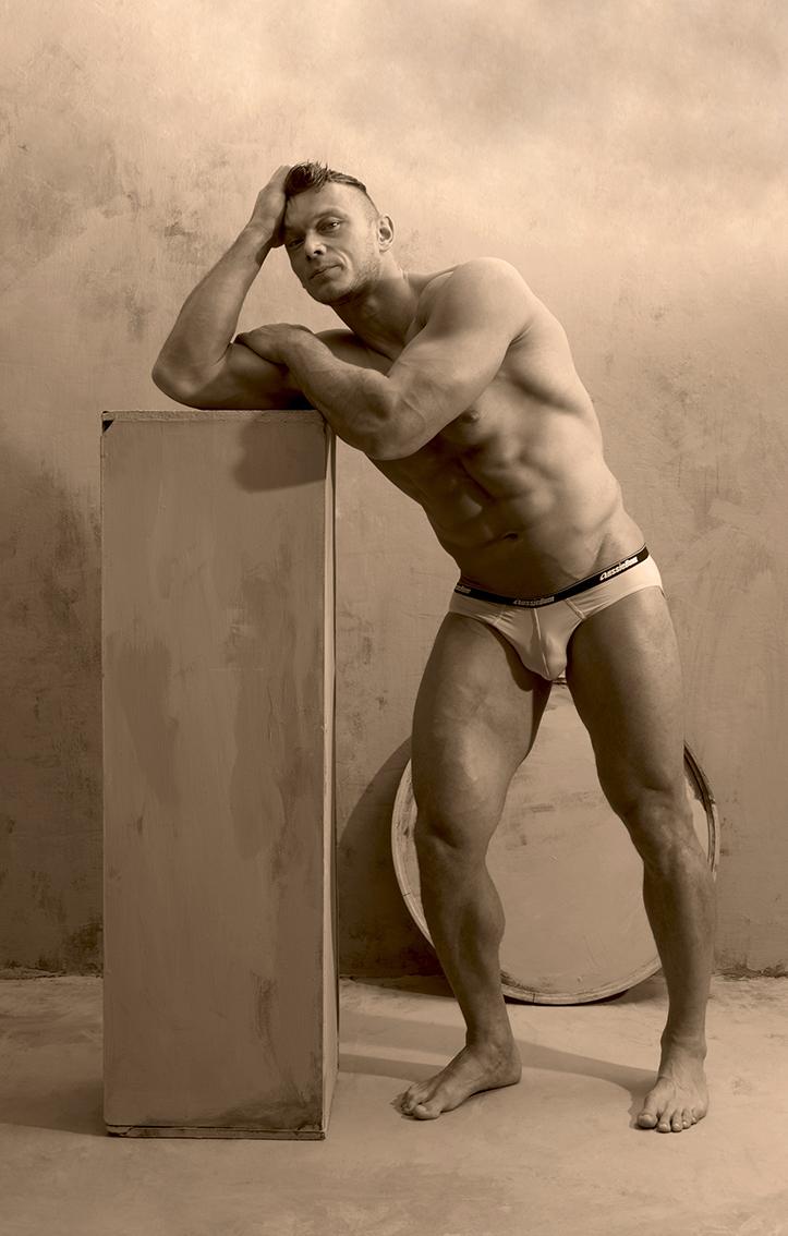 Model Arek by Gavin H - aussieBum underwear