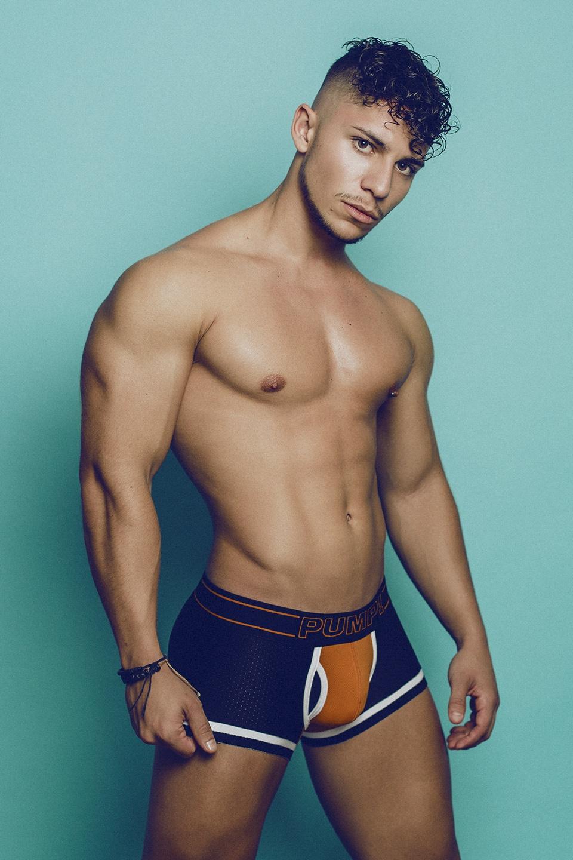 PUMP underwear - Ian Manuel by Adrian C Martin