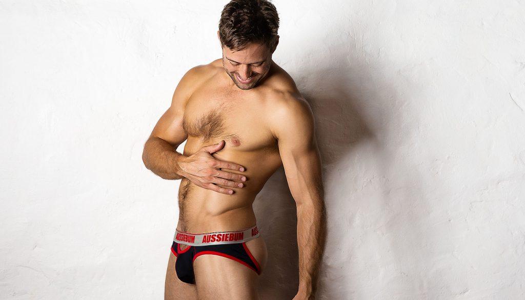 aussieBum underwear - Riot jock briefs