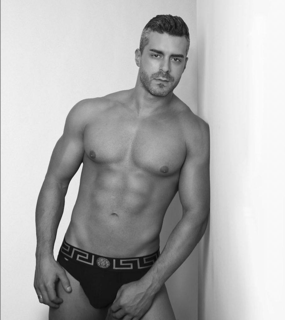 Versace underwear - Javier by Inch photography