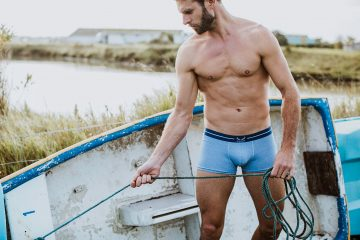 bluebuck underwear - eco-friendly underwear for men