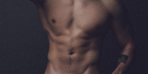 Model Carlos by Adrian C. Martin - MaleBasics underwear