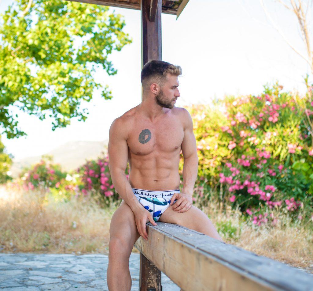 Walking Jack underwear - Kosmas Kaffes