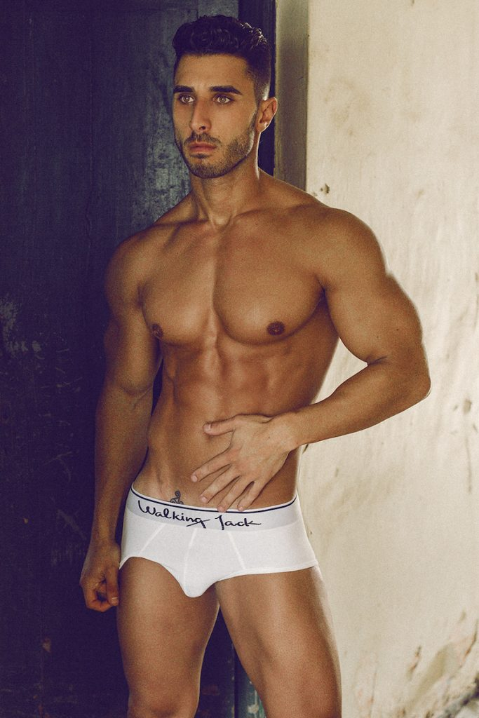 Walking Jack underwear - Daniel by Adrian C Martin