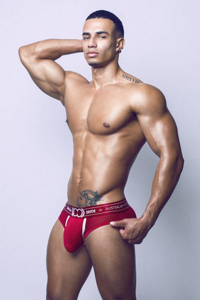 2EROS underwear - Jey Montano by Adrian C Martin