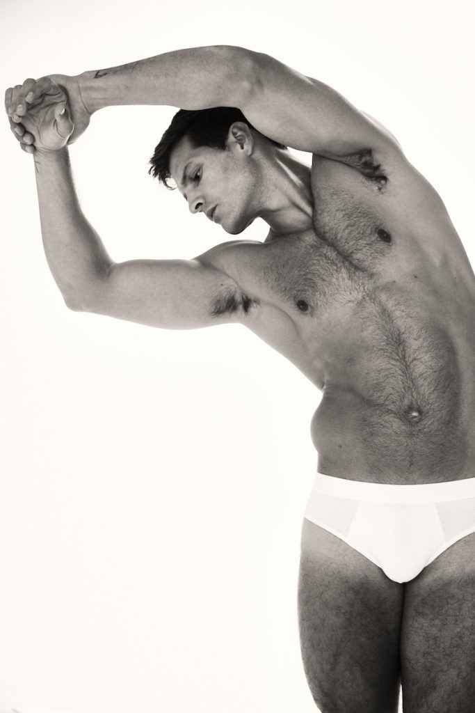 Diego Miguel at Way Model photographed by Jeff Segenreich.