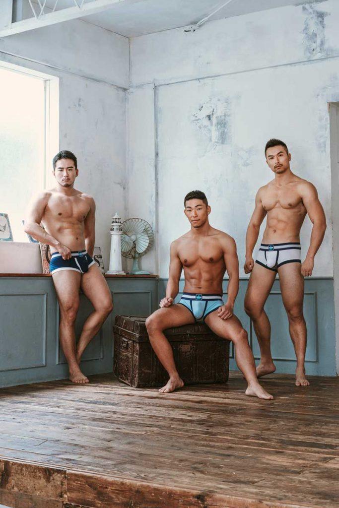 GX3 underwear