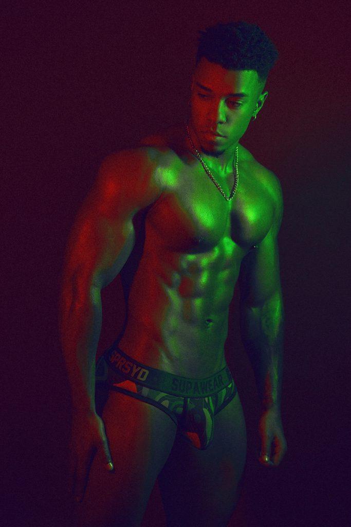 Supawear underwear - Jermaine by Adrian C. Martin