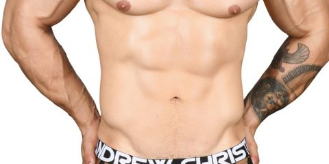 Andrew Christian underwear - Camouflage Brief