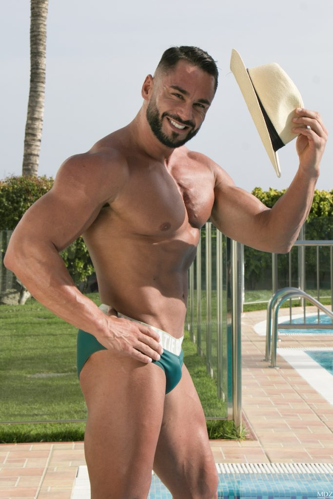 ZLCopenhagen swimwear - Model Suso by MDZmanagement