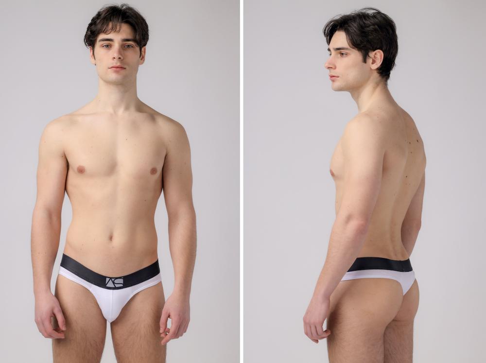 Adam Smith underwear - thong briefs