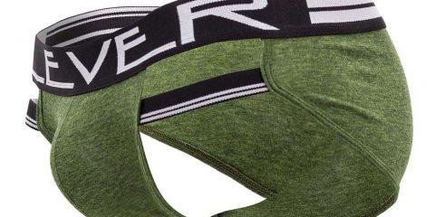 Clever Underwear 5444 Nomada Briefs Color Green