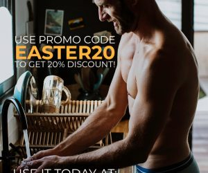 Easter sale 2020 - men and underwear the shop